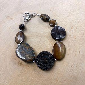 Barse Agate Bracelet